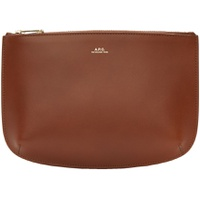 Brown Sarah Pouch