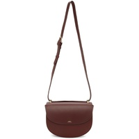 Burgundy Geneve Bag
