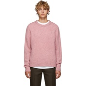 Pink Wool Kai Sweater