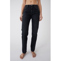 Acnestudios Classic fit jeans used black