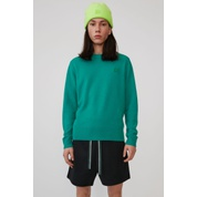 Acnestudios Crewneck sweater Bright Green