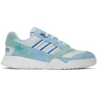 Blue A.R. Trainer Sneakers