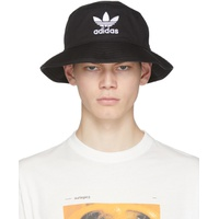 Black Adicolor Bucket Hat