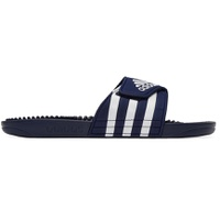Navy & White Adissage Sandals