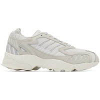 White Torsion TRDC Sneakers