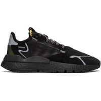 Black Nite Jogger Sneakers