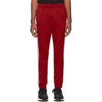 Adidas Originals Red SST Track Pants