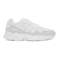 Adidas Originals White Yung 96 Sneakers