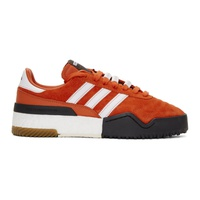 Adidas Originals by Alexander Wang Orange AW BBall Soccer Boost Sneakers 9f907fa3978d