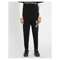 BEAST MODE Logo-print cotton-blend jogging bottoms