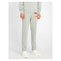 BURBERRY Coledon cotton-jersey jogging bottoms