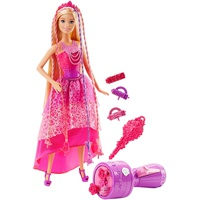 Barbie Endless Hair Kingdom Snap n Style Princess Doll