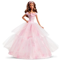 Barbie Birthday Wishes 2016 Doll Light Brunette