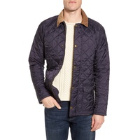 BARBOUR Canterdale Slim Fit Water-Resistant Diamond Quilted Jacket