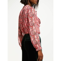 Boden Amalie Blouse, Blush