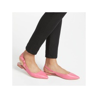 Boden Hilary Slingback Pumps, Sweet William Leather