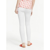 Boden Mayfair Skinny Jeans, White