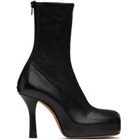 Black Nappa 'The Bold' Boots