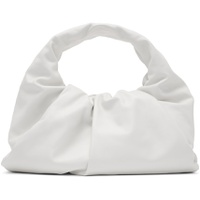 White Small Shoulder Pouch Bag