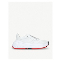 BOTTEGA VENETA Speedster leather trainers