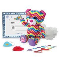 Build A Bear Workshop Rainbow Bear Refill Pack