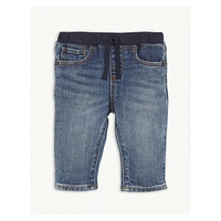 BURBERRY Relaxed-fit pull-on stretch jeans 6-24months