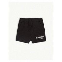 BURBERRY Branded cotton shorts 6-24 months
