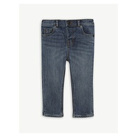BURBERRY Relaxed-fit stretch jeans 3-14years