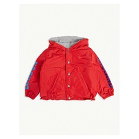 BURBERRY Noah reversible bomber jacket 1-2 years