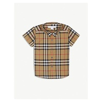 BURBERRY Vintage Check cotton shirt 6-36 months