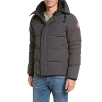 CANADA GOOSE MacMillan Slim Fit Hooded Parka
