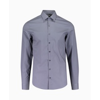 Calvin Klein - Bari Slim Fit Shirt - Charcoal