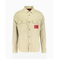 Calvin Klein - Weares Patch Shirt - Tan