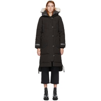 Black Down 'Black Label' Aldridge Parka