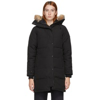 Black Down 'Black Label' Shelburne Parka