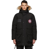Black Down Macculloch Parka