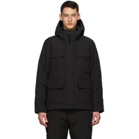 Black Down 'Black Label' Maitland Parka