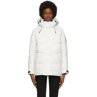 White Down Approach Jacket