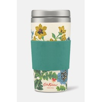 Twilight Garden Print Bamboo Travel Cup