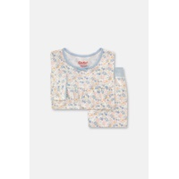 Mews Ditsy Kids Long Sleeve Jersey Pyjamas