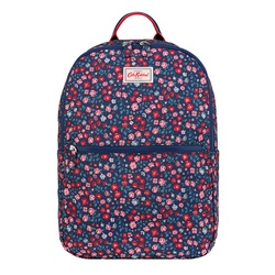 Cathkidston Dulwich Ditsy Foldaway Backpack