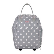 Cathkidston Button Spot Frame Backpack with Wheels