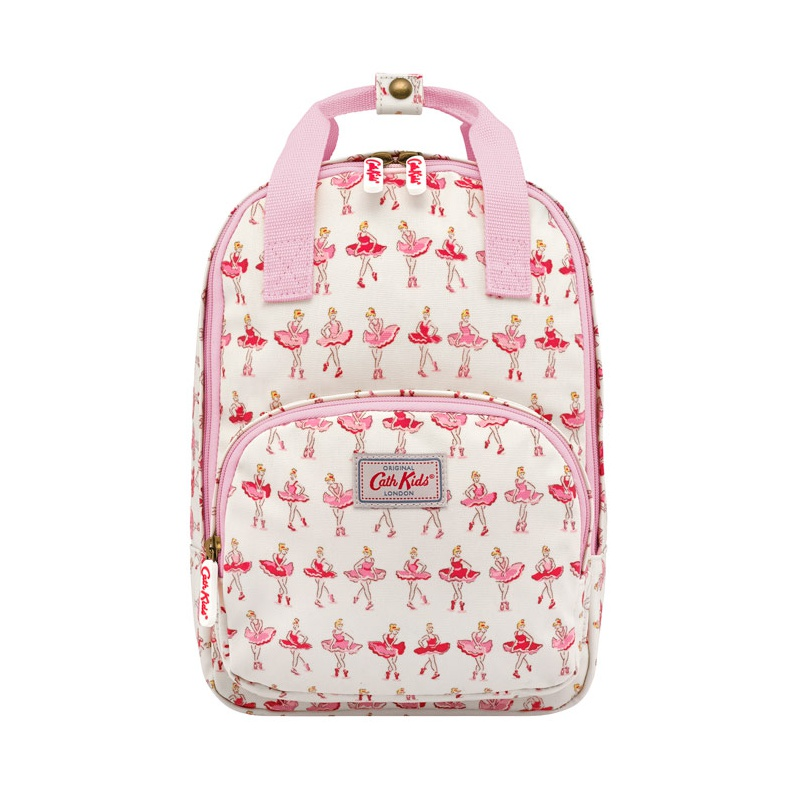 캐스키드슨 Cathkidston Ballerina Stripe Kids Medium Backpack