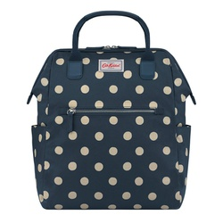 Cathkidston Button Spot Heywood Frame Backpack