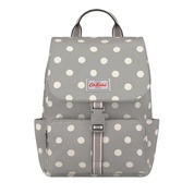 Cathkidston Button Spot Buckle Backpack