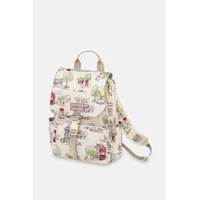 Cathkidston Ivory Buckle Backpack