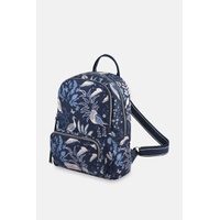 Cathkidston Navy Blue Small Backpack