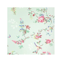 Cathkidston Birds And Roses Wallpaper