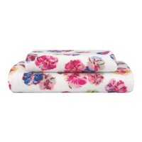 Cathkidston Guernsey Flowers Towelling