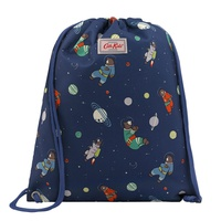 Cathkidston Bears in Space Kids Drawstring Bag